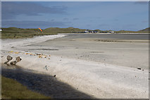 NF6905 : The western edge of Barra Airstrip by Doug Lee