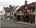 SZ3295 : Kings Arms, Lymington by Jaggery