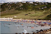 SW3526 : Sennen Cove by Robert Ashby