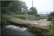 ST2506 : Ford at Moxhayes by John Walton