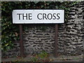 TM0322 : The Cross Sign by Hamish Griffin