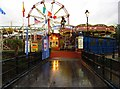 SO8071 : Entrance to Shipley's Amusement Park, Stourport-on-Severn by P L Chadwick