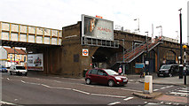 TQ4085 : Wanstead Park Station by John Salmon