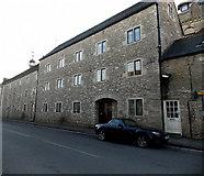 ST8893 : Former Tetbury Brewery, Hampton Street, Tetbury by Jaggery