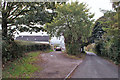 SJ9247 : Brookhouse Lane by Richard Dorrell
