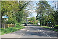 TQ1530 : Entering Horsham, A281 by N Chadwick