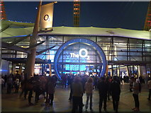 TQ3979 : London Cityscape : Arriving At The O2 Arena by Richard West