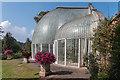 SY0786 : The Palm House, Bicton Park Botanical Garden, Devon by Christine Matthews