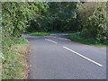 TQ0555 : Grove Heath Road by Alan Hunt