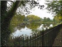 SJ8889 : Sykes #2 Reservoir by Gerald England