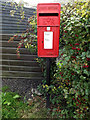 TM0760 : Rendalls Lane Postbox by Adrian Cable