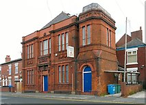 SJ8889 : Edgeley Conservative Club by Gerald England