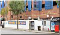 """J3474 : New """"Lidl"""", High Street, Belfast (October 2014) by Albert Bridge"""