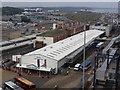 TM2332 : Harwich International Port and Parkeston Quay Station by Chris Allen
