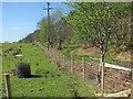 NM9045 : A field corner, Port Appin by Richard Webb