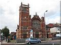 TQ2970 : Mitcham Lane Baptist Church by Stephen Craven