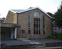SE1614 : Almondbury Methodist Church by JThomas
