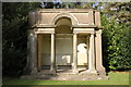 SJ2738 : Alcove at Chirk Castle by Jeff Buck