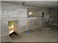 TL9054 : The entrance to the heavy gun emplacement. by Adrian S Pye