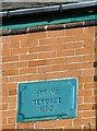 SJ9594 : Spring Terrace 1882 by Gerald England
