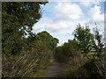 SU1776 : Gypsy Lane, near Draycot Foliat by Vieve Forward