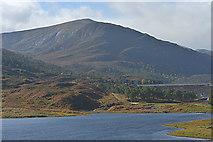 NH2331 : Looking over Loch Sealbhanach by Nigel Brown