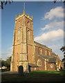 ST5175 : St George's church, Easton-in-Gordano by Derek Harper