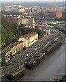ST5672 : View from Clifton Suspension Bridge by Derek Harper