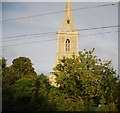 TL2166 : Church of St Peter, Offord D'Arcy by N Chadwick