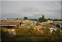 TL2373 : Stukeley Meadow Industrial Estate by N Chadwick