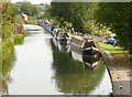 SK7387 : Chesterfield Canal at Clayworth by Alan Murray-Rust