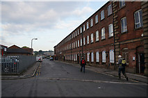 SK4293 : Thames Street, Rotherham by Ian S