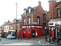 NZ2364 : Post Office, Westgate Road by Alex McGregor