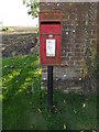 TL7546 : Chilton Street Postbox by Adrian Cable