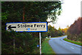 NG8634 : Stromeferry (Yes ferry) by John Allan