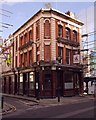 "TQ3382 : ""The Griffin"" public house, Leonard Street by Julian Osley"