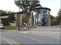 J4844 : St Patrick's Interpretive Centre, Downpatrick by Eric Jones