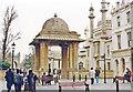 TQ3104 : Brighton: India Gate, Royal Pavilion 1997 by Ben Brooksbank