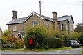 SO2956 : Former Drill Hall, Kington by Philip Pankhurst