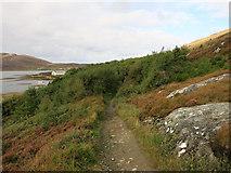 NF7828 : North Locheynort by Hugh Venables