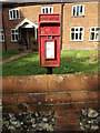 TG1808 : Old Watton Road Postbox by Adrian Cable
