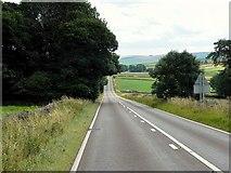 SK1576 : A623 near Anchor Farm by David Dixon