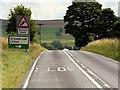 SK1775 : A623 near Littonfields by David Dixon