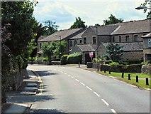 SK2572 : Baslow, Calver Road by David Dixon