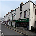 SO5710 : Weston florist in Coleford by Jaggery