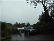 TQ1667 : The Thames by Ferry Road, Thames Ditton by David Howard