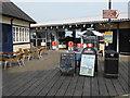 TM2532 : Halfpenny Pier, Harwich by Chris Allen