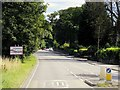 SK3470 : Chatsworth Road (A619) by David Dixon