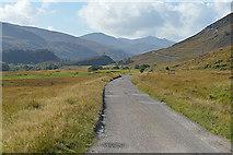 NH3039 : Heading up Glen Strathfarrar by Nigel Brown