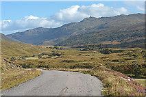 NH2139 : View down Glen Strathfarrar by Nigel Brown